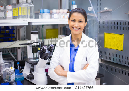 stock-photo-closeup-portrait-young-smiling-scientist-in-white-lab-coat-standing-by-microscope-isolated-lab-214437766